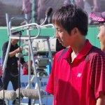 [MOVIE REPORT]  桂・高月が初優勝!2013天皇賜杯全日本ソフトテニス選手権