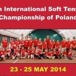 ポーランド国際選手権大会5月23〜25日 マゾフィシェ(ワルシャワ郊外)