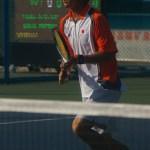 13日(国別対抗初日)の日本男子チーム 2010アジア競技大会