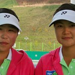 現在無敵 キムエーキョン・チュオク 2010アジア競技大会 韓国代表 女子