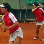 女子ダブルスギャラリー 2011中山盃国際大会レポート