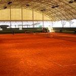 アンソンインターナショナルテニスコート