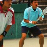 2009東日本選手権 ギャラリー 篠原・小林