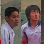 楊勝發・李佳鴻 vs.菅野創世・小林幸司 TAIWAN OPEN 2007 Men's Doubles Semi-Final (全長版)