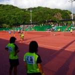 全日本実業団選手権 7月26、27日 和歌山県白浜町テニスコート
