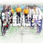 インカレ2016 早稲田がアベック優勝 大学対抗