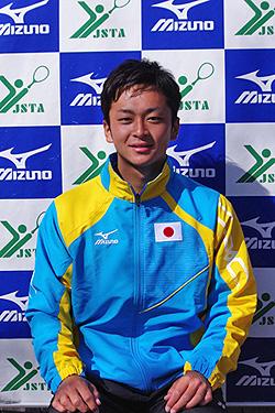 急遽代表入りが決まった船水颯(早稲田)。これは長浜の全日本選手権で撮影。