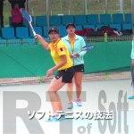 アジア五輪三冠王 キムエーギョンのフォアハンド 他 韓国トップ実業団 NH BANKの技術