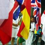 第15回世界ソフトテニス選手権オープニングセレモニー