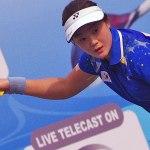 韓流の極意が明らかに・・・・キムジヨンのフォアハンド 新世界チャンピオンの技術