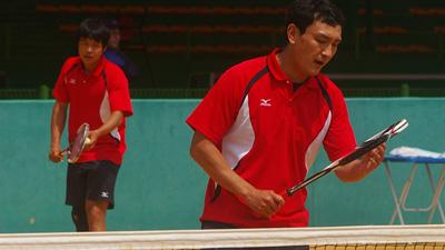 これは2011年代表選抜のチョハユン・ウヒョンコン