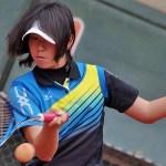 Super Slow-Motion -KOBAYASHI Nao『ソフトテニス スーパースローモーションの世界 小林奈央のフォアハンド』
