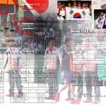 日本不敗神話継続中 砂入人工芝で4連覇達成!!男子団体全対戦結果 第8回アジアソフトテニス選手権
