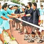 NTT、ヨネックスともに連覇 全日本実業団選手権 北茨城市