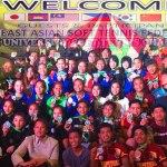 PHILIPPINE UNIVERSITY SOFT TENNIS CHAMPIONSHIPS フィリピン学生選手権