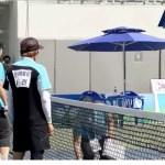 コリアカップ2015 男子ダブルス決勝 イスヨル・パクキュチョル vs. イジンウク・ソグォン