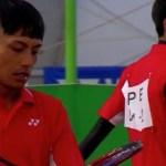 第三回世界ジュニア選手権 U21男子ダブルス決勝 全智・郭建群(台湾) vs. イジフン・シンサイミン(韓国)