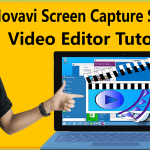 How To Use Movavi Screen Capture Studio 8 Video Editor Tutorial To Edit Recorded Videos/Create Videos