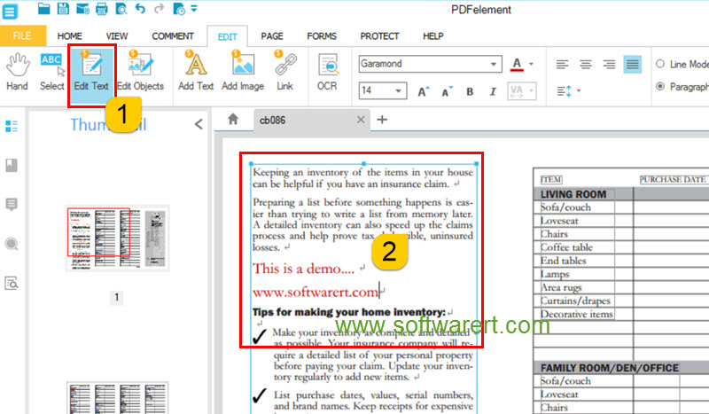 pdf image to text software