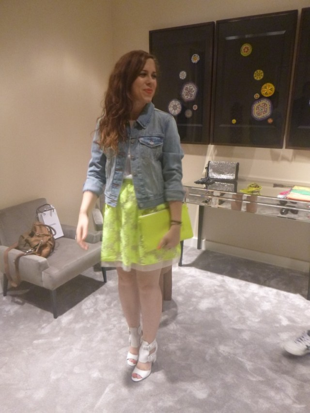 look fluo so girly blog