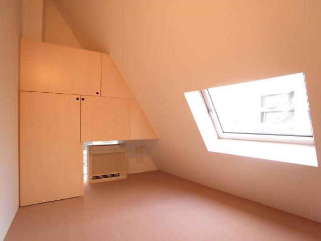麻布十番ラピス801号室寝室