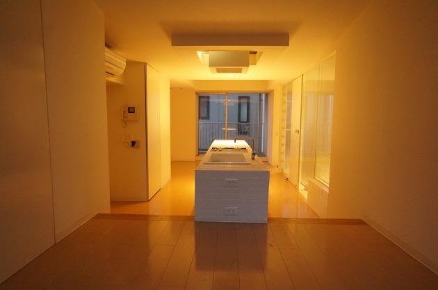目黒リゾート302ベッドルームから|SOHO東京