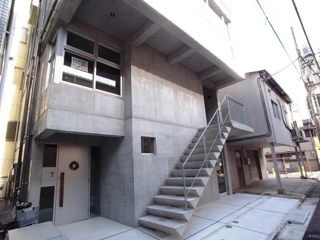 TSTJ HOUSE外観|SOHO東京