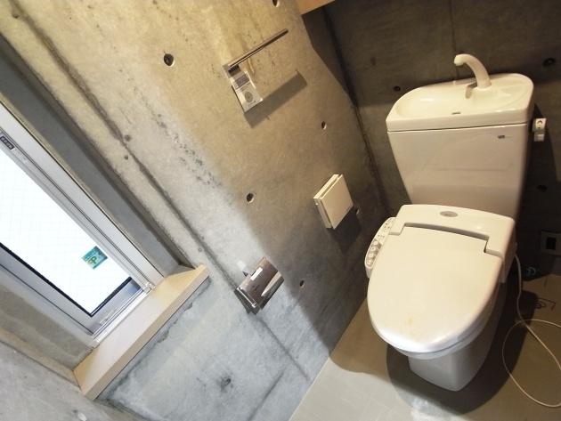 TSTJ HOUSEのトイレ|SOHO東京