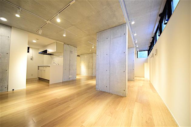 桜新町3分。好立地に佇む新築デザイナーズオフィス。
