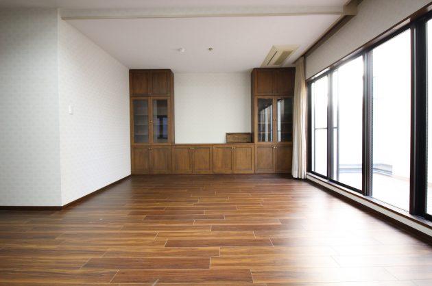 五反田。最上階約200㎡のSOHO空間。中庭付き