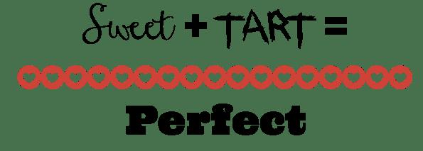 Exposed sweet + tart
