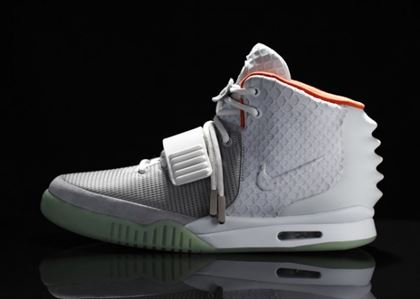 Anybody ready for the Air Yeezy II shoes? Nike has finally revealed Kanye  West's second edition of the successful Nike Air Yeezy, and it blends  classic Nike ...