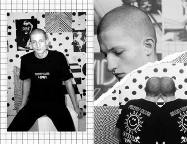 Filthy Club Fall/Winter 2013 Collection Lookbook