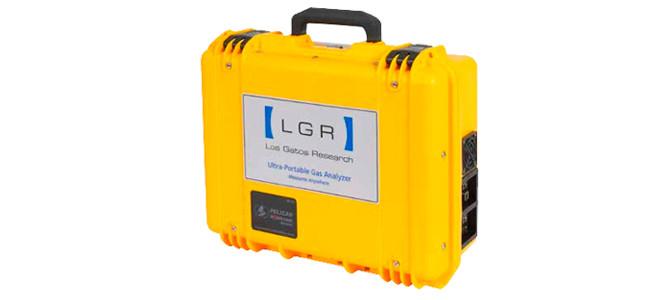 LGR Analizador de Amoníaco