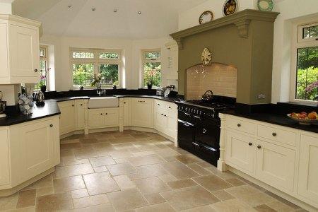 reflection of flooring kitchen flooring ideas