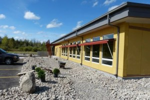 Solacity's energy effcient straw-bale office & warehouse