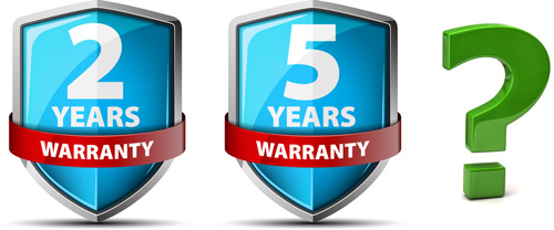 solar panel warranty choices