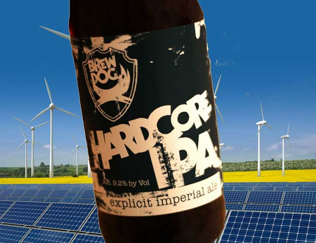 The hardcore right-wing IPA hates renewables.