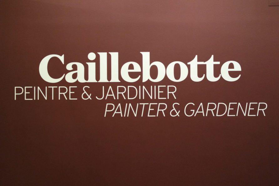 Caillebotte peintre et jardinier