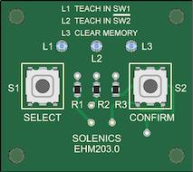 Programming Panel
