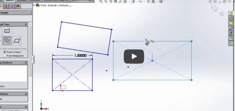 Solidworks – Tutorial base per iniziare