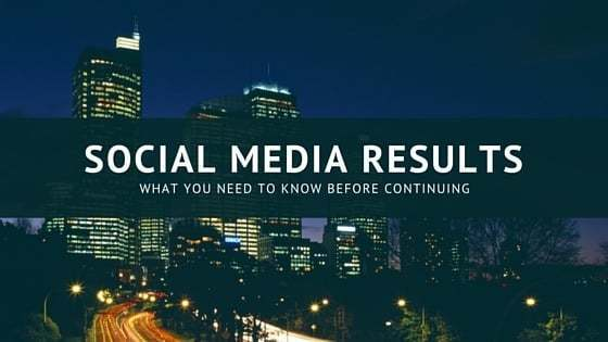 How to Measure Social Media Results in a Few Simple Steps