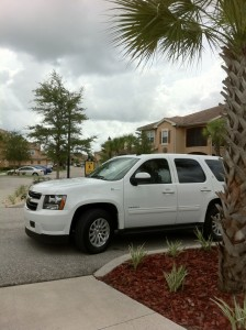 Chevrolet Tahoe Hybrid - All Mine for a Week