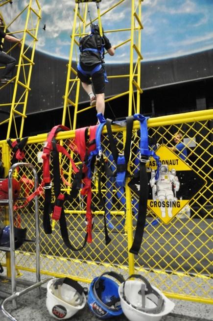 Astronaut Training Experience Weightlessness