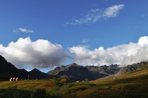 I Gasped When Hatcher Pass Lodge Came into View