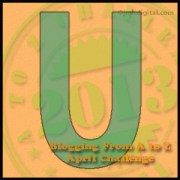 """Wednesday, April 24, is Brought to You by the Letter """"U"""""""