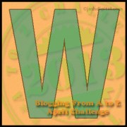 "Friday, April 26, is Brought to You by the Letter ""W"""