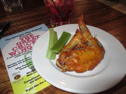 Ta-da! The World's Greatest Chicken Wing