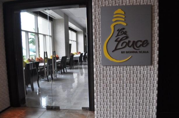 La Luce by Donna Scala, Hilton Orlando Bonnet Creek, Orlando, Fla., June 15, 2013