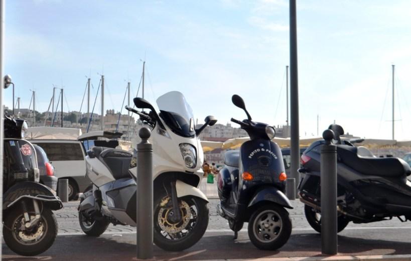 Popular Mode of Transportation in Marseille, France